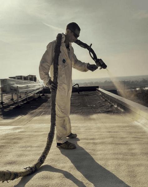 izolacja dachow plaskich